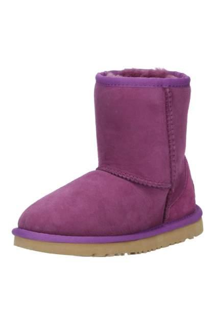 Угги детские BOOGIE WOOGIE, цв.фиолетовый