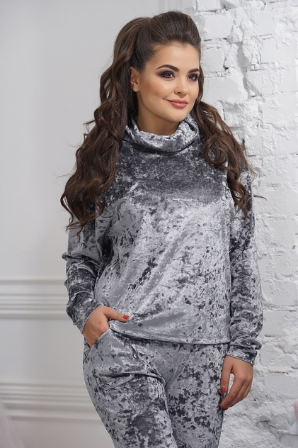 Женский костюм VAY 3351, серый