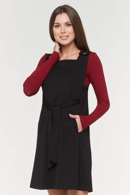 Женское платье VAY 192-3568, черный