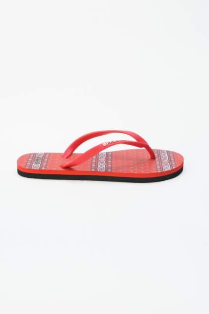 Шлепанцы женские Effa 52379 красные 38 RU