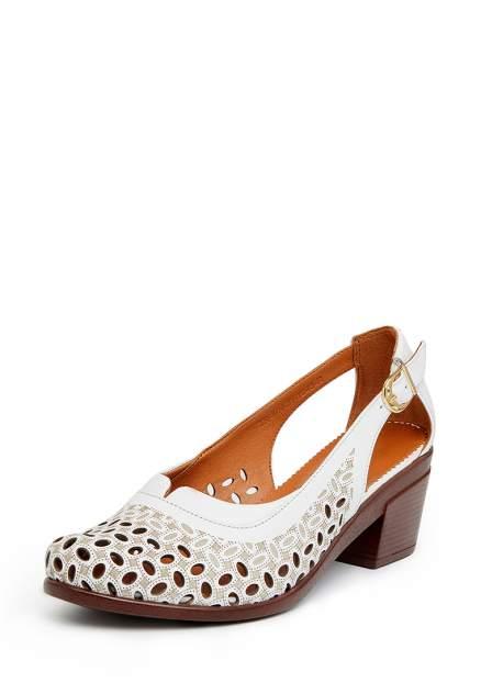 Туфли женские Pierre Cardin 273060M0 белые 36 RU