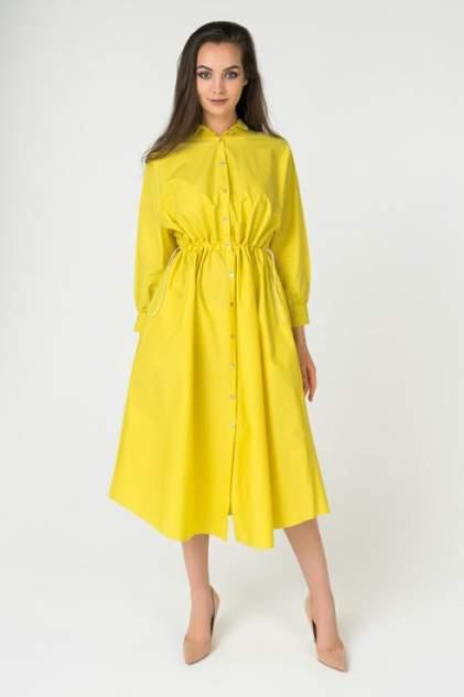 Платье женское Imperial A9990105F желтое S