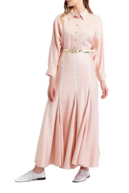 Платье женское BGN S19D189 розовое 38 FR