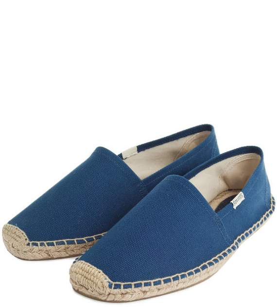Эспадрильи мужские Soludos MOR1001 410 синие 40