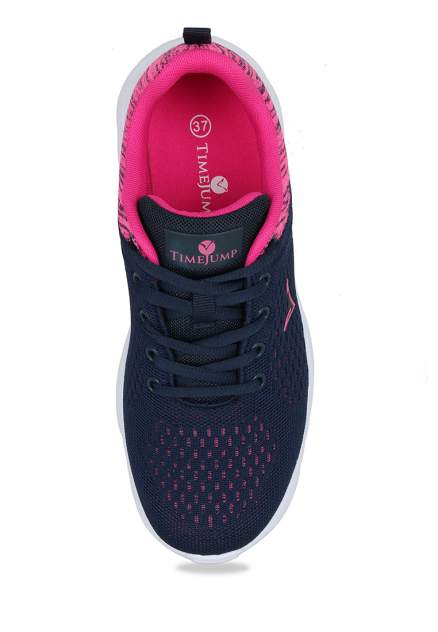 Кроссовки женские TimeJump 710019358 синие/розовые 36 RU