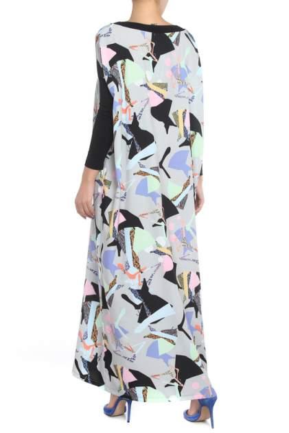 Платье женское Adzhedo 41542 серое M-L RU