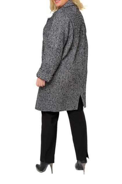 Пальто женское KR 7716/1 черное 56 RU