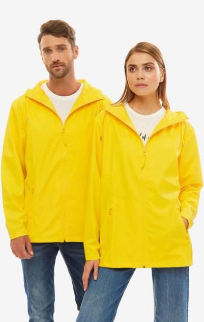 Мужской плащ Rains 1265, желтый