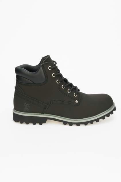 Мужские ботинки Ascot FR 2687 001, черный