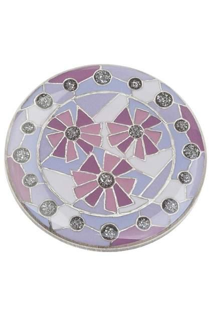 Брошь женская Clara Bijoux F76782 фиолетовая