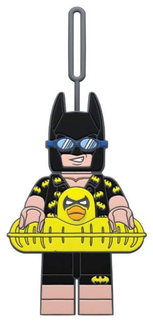 Бирка для багажа LEGO Batman Movie Rubber Ducky Batman 51750