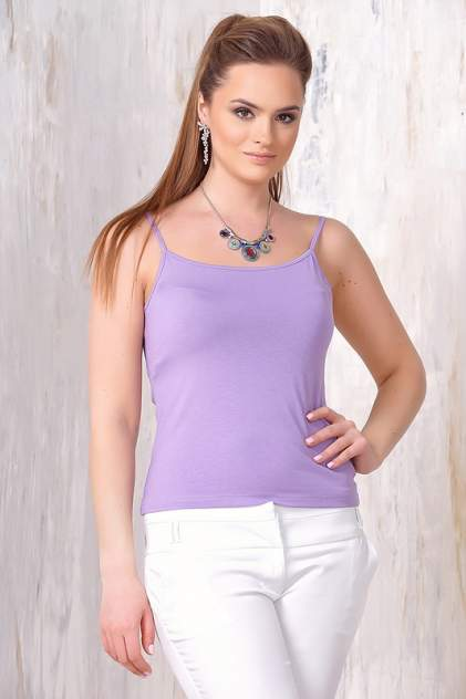 Майка женская VAY 3125, фиолетовый