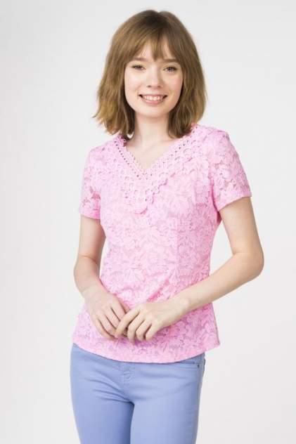 Блуза женская Marimay 16280-1 розовая 44 RU