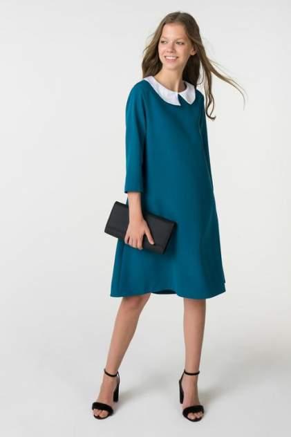 Платье женское AScool DRESS1601 зеленое 48 RU