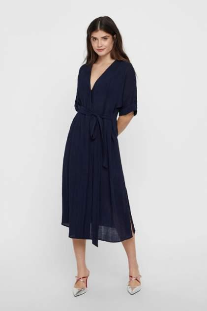 Платье женское Y.A.S 26014424 синее M