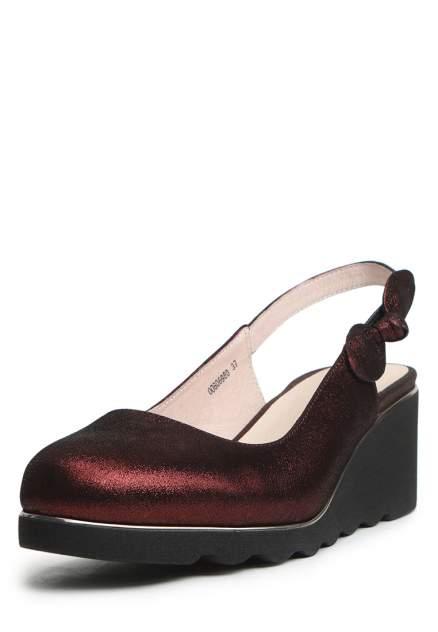 Туфли женские Pierre Cardin 710017674 красные 40 RU