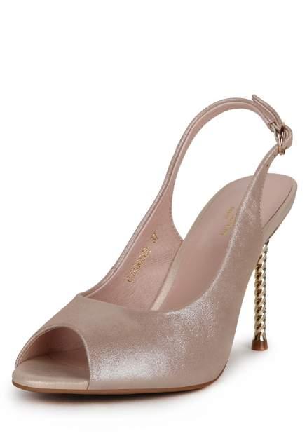 Туфли женские Pierre Cardin 710017464 золотистые 36 RU
