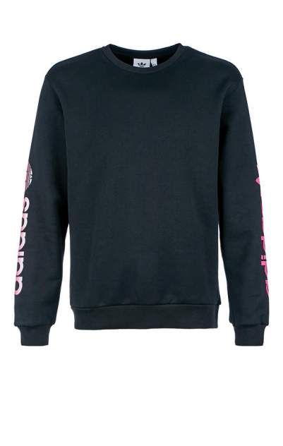 Свитшот мужской adidas Originals черный 56