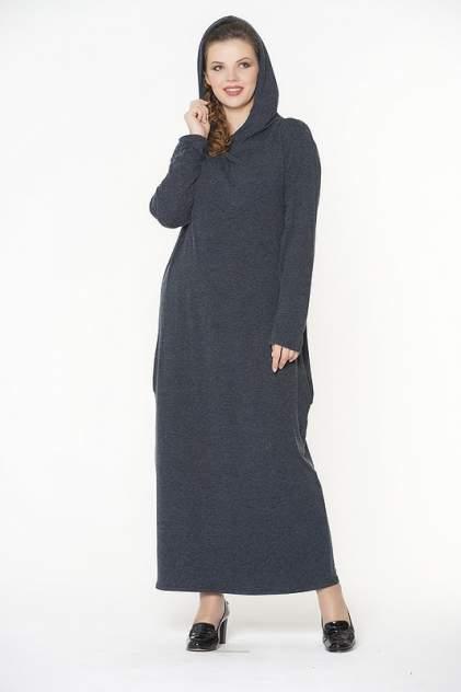 Платье женское VAY 182-3454 синее 46 RU
