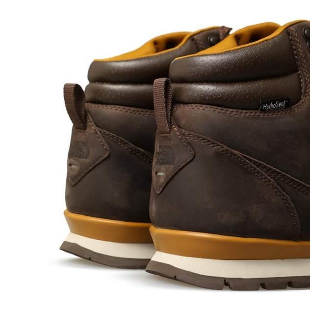 Ботинки The North Face M B2B Redux Leather, chocolate brown/goldn brown, 7.5 US
