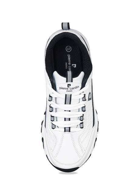 Кроссовки женские Pierre Cardin 710018342 белые 39 RU