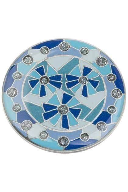 Брошь женская Clara Bijoux F76781 синяя