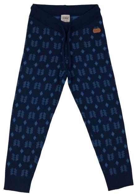 Брюки Voksi (Вокси) Double Knit New Nordic blue 98/104, 11007214