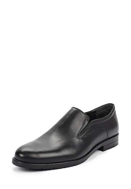 Туфли мужские Pierre Cardin 03807000, черный