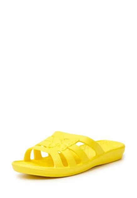 Шлепанцы Smile of Milady 93107010, желтый