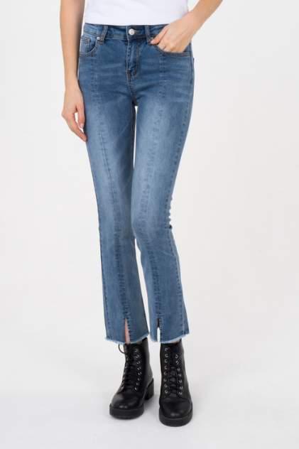 Женские джинсы  Sela PJ-335/041-9111, синий