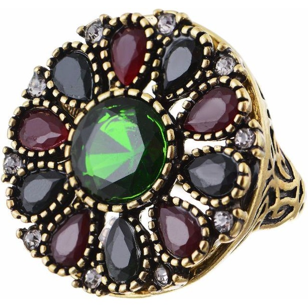 Кольцо BRADEX AS 0007, кристаллы