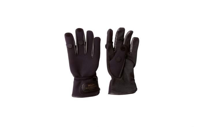 Перчатки мужские Mikado UMR-02, черные, M