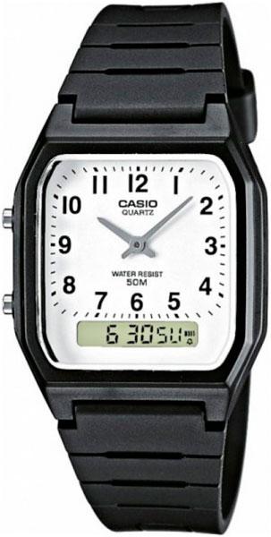 Наручные часы кварцевые мужские Casio Collection AW-48H-7B