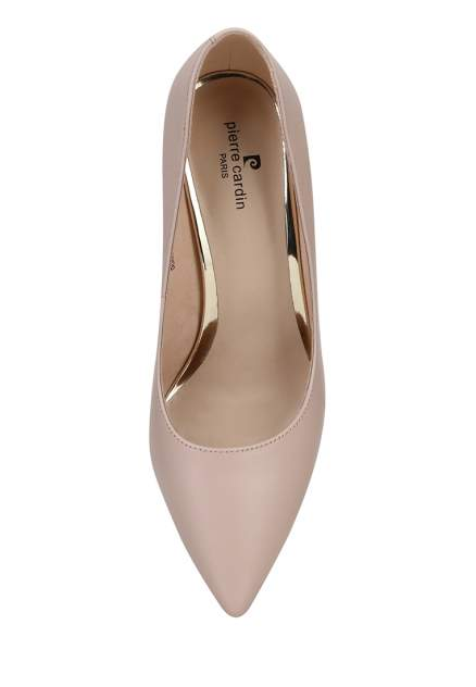Туфли женские Pierre Cardin 710018172 бежевые 38 RU