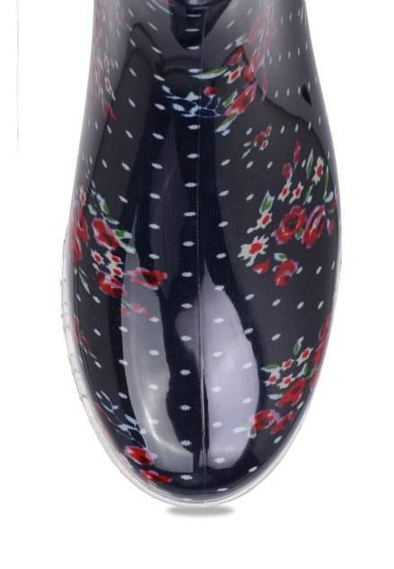 Резиновые сапоги женские T.Taccardi 02206000 синие 40 RU