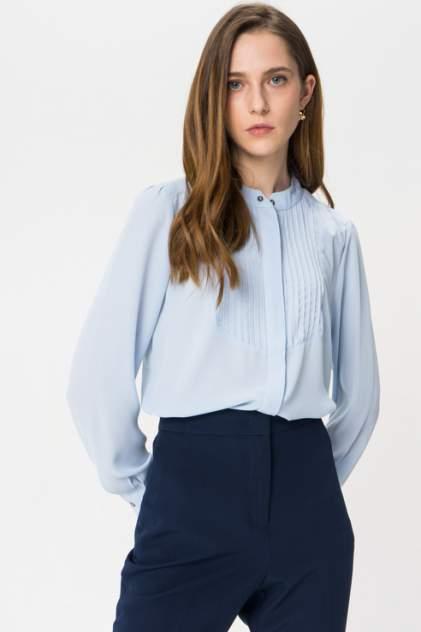 Рубашка женская Jacqueline de Yong 15173751 голубая 36 FR