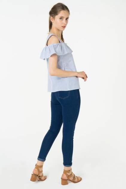 Блуза женская ZARINA 8226101301051 разноцветная 44 RU