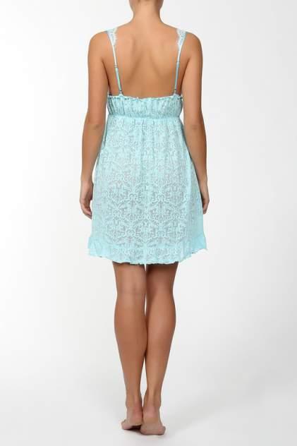 Сорочка женская Balancelle 132 голубая M