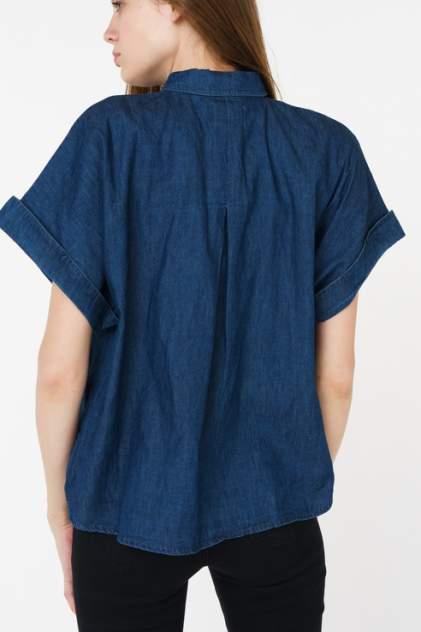 Рубашка женская Concept Club 10200270272 синяя XXS