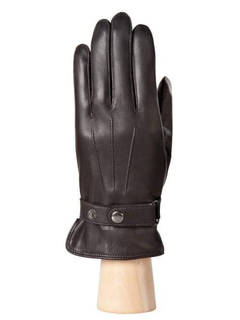 Перчатки мужские Labbra LB-6003 коричневые 10