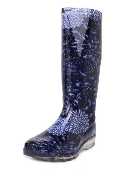 Резиновые сапоги женские T.Taccardi 02206020 синие 36 RU
