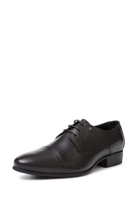 Туфли мужские Pierre Cardin 03407190, черный