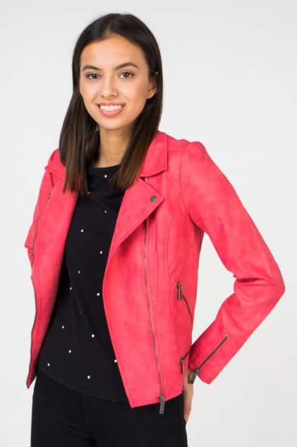 Женская кожаная куртка ONLY 15169953, розовый