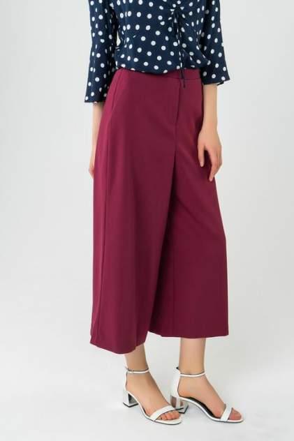 Женские брюки ZARINA 8224223714076, бордовый