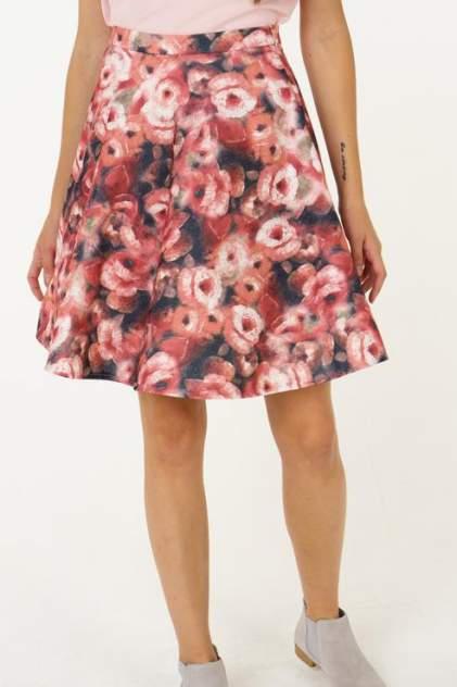 Женская юбка AScool SK3006, красный