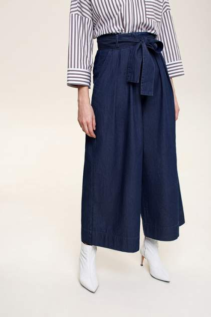 Брюки женские Concept Club 10200160421 синие 2XS