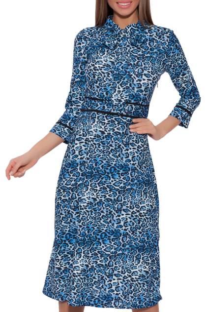 Платье женское EMANSIPE 968270217 синее 46 RU