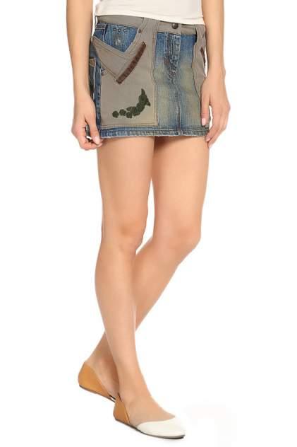Женская юбка Parasuco Cult 67ПБ020, синий