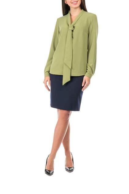 Блуза женская Mankato М-884(03) зеленая 46 RU