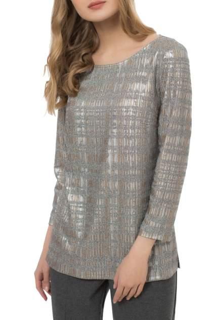 Блуза женская MONTEBELLA STYLE WZR912203 бежевая 58 RU